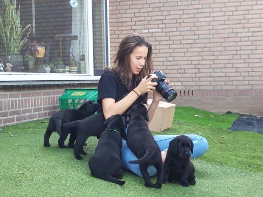 Onze fotografe Michelle